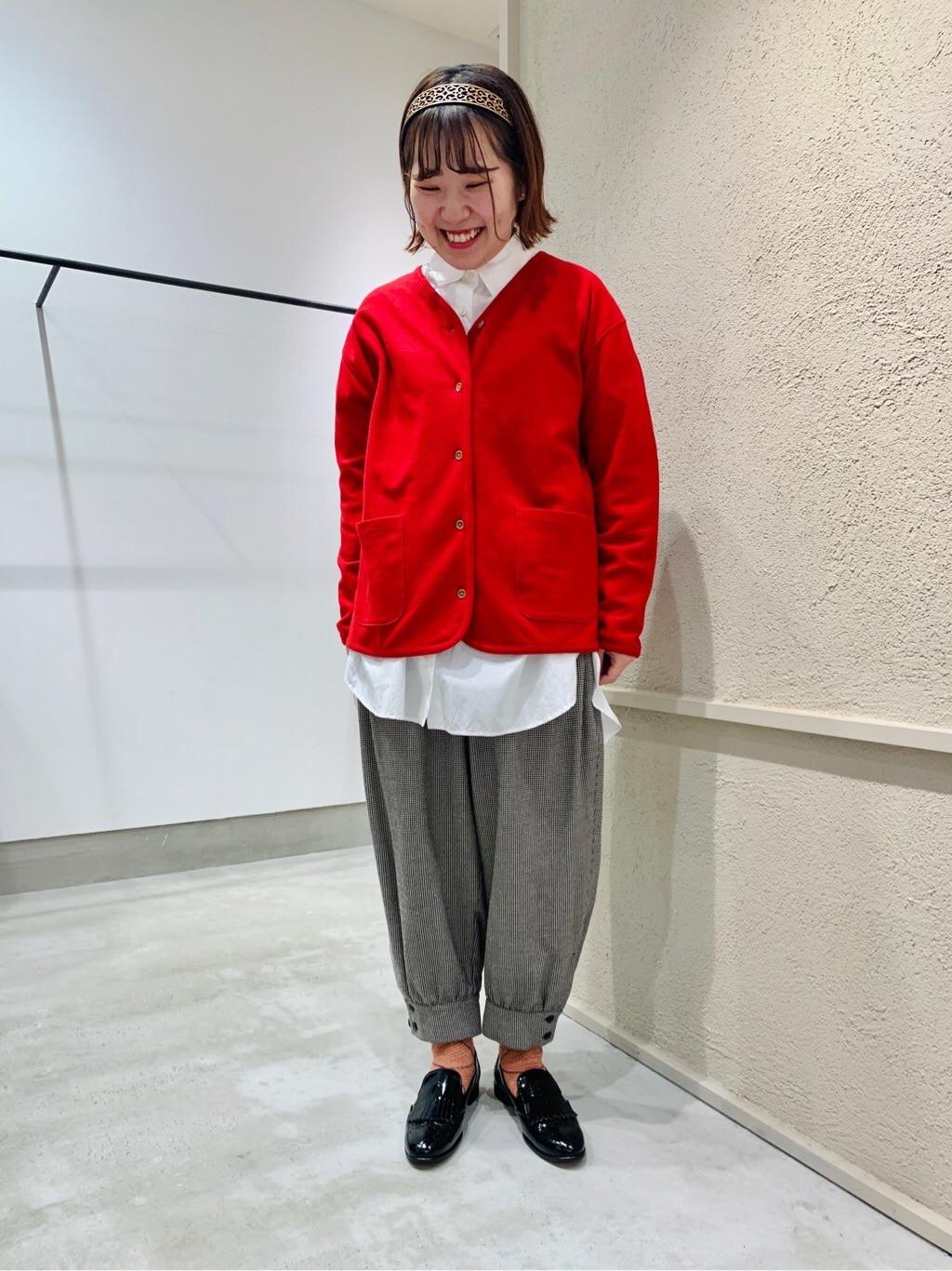 chambre de charme 横浜ジョイナス 身長:155cm 2020.11.05