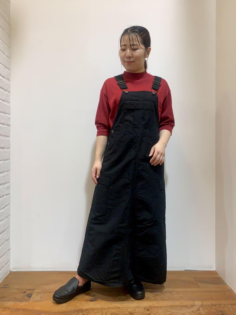 OUTLET chambre de charme 三井アウトレットパーク 多摩南大沢 身長:155cm 2021.09.03