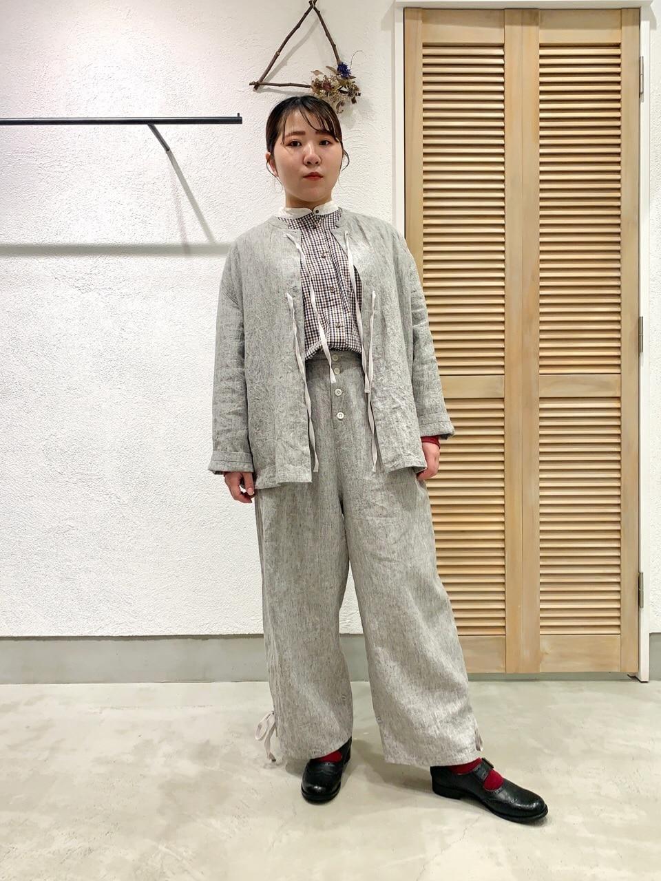 chambre de charme 横浜ジョイナス 身長:155cm 2021.04.09