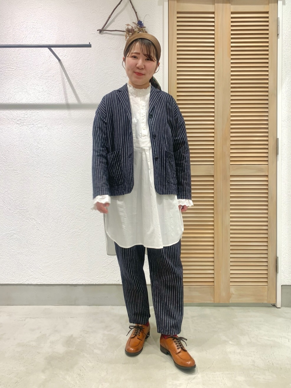 chambre de charme 横浜ジョイナス 身長:155cm 2021.03.22