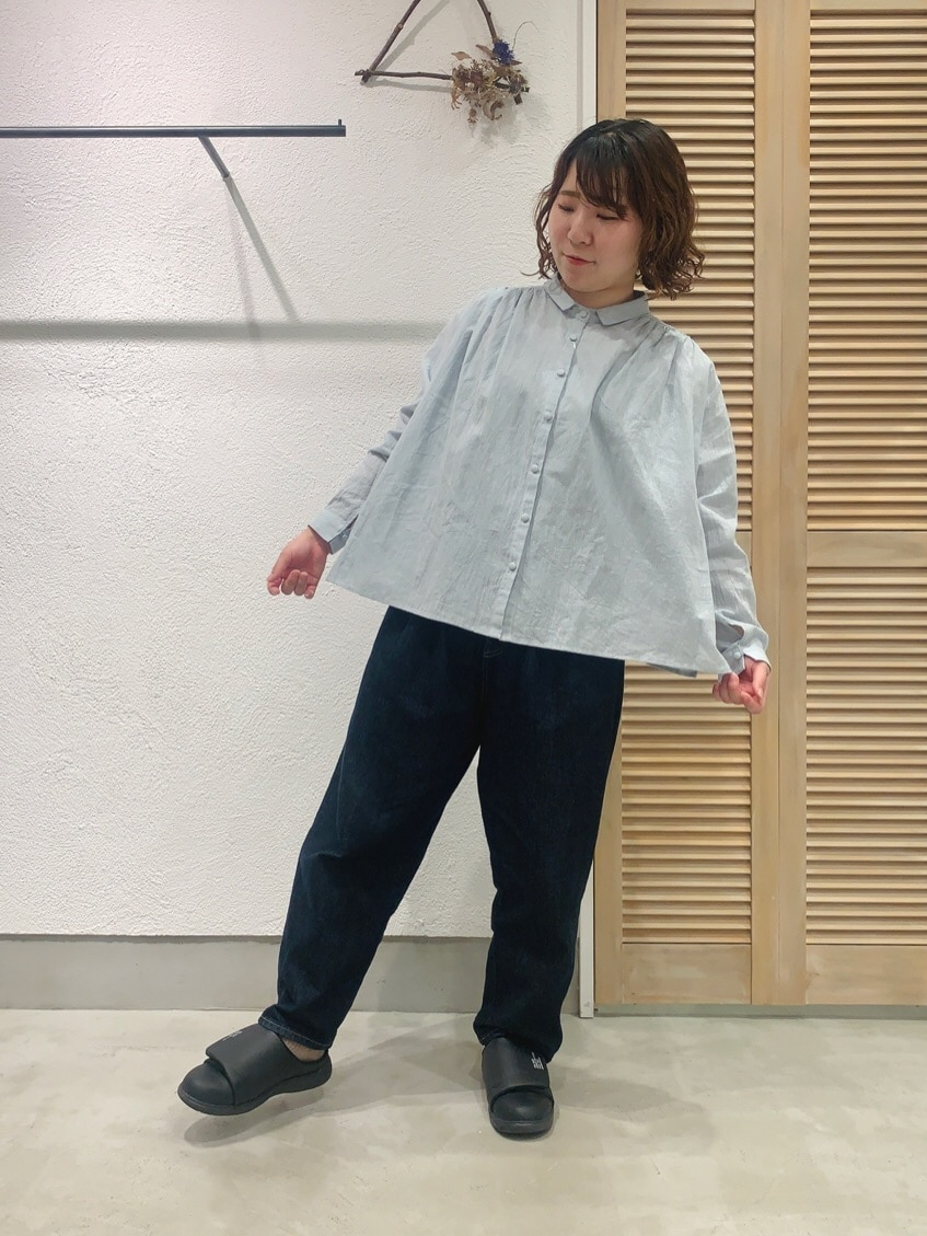 chambre de charme 横浜ジョイナス 身長:155cm 2021.05.01