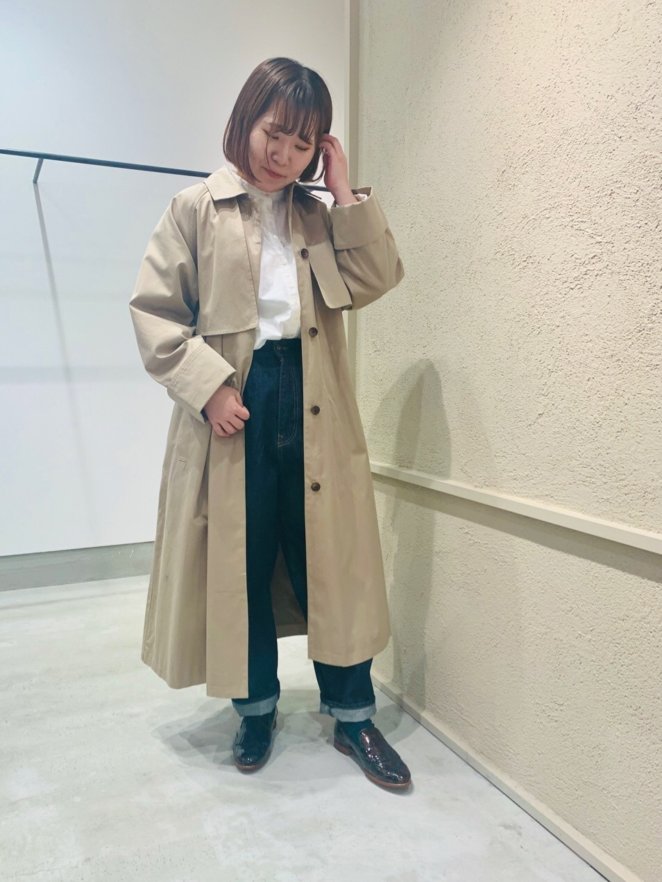 chambre de charme 横浜ジョイナス 身長:155cm 2020.11.11