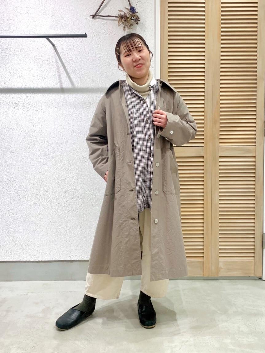 chambre de charme 横浜ジョイナス 身長:155cm 2021.01.21