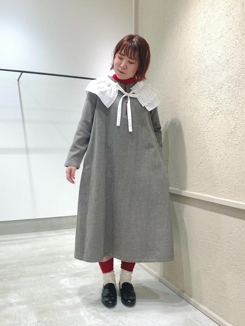 chambre de charme 横浜ジョイナス 身長:155cm 2020.12.22