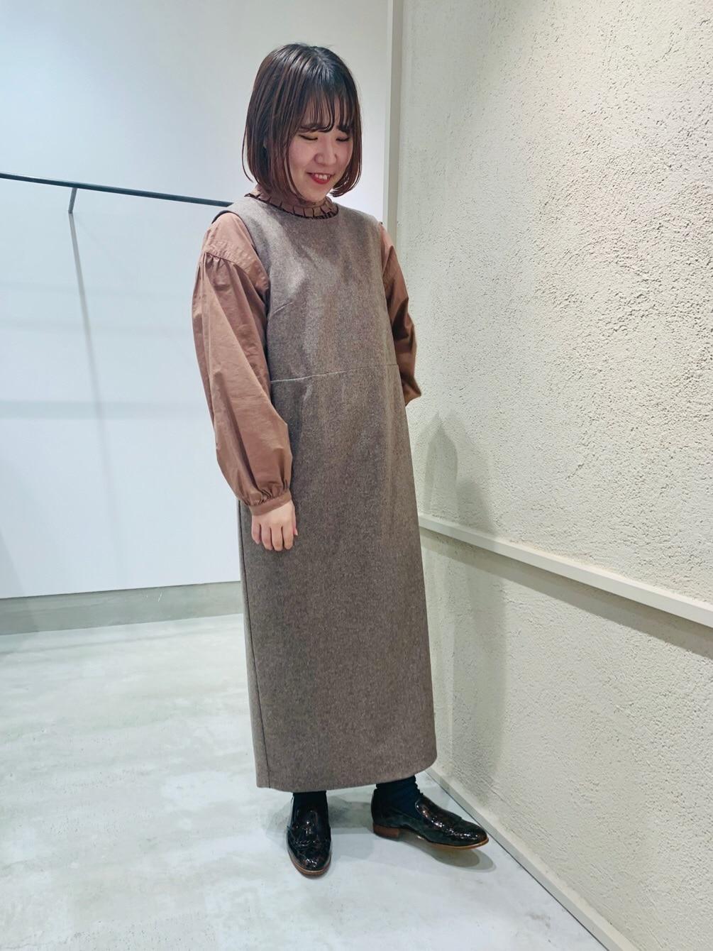 chambre de charme 横浜ジョイナス 身長:155cm 2020.11.14
