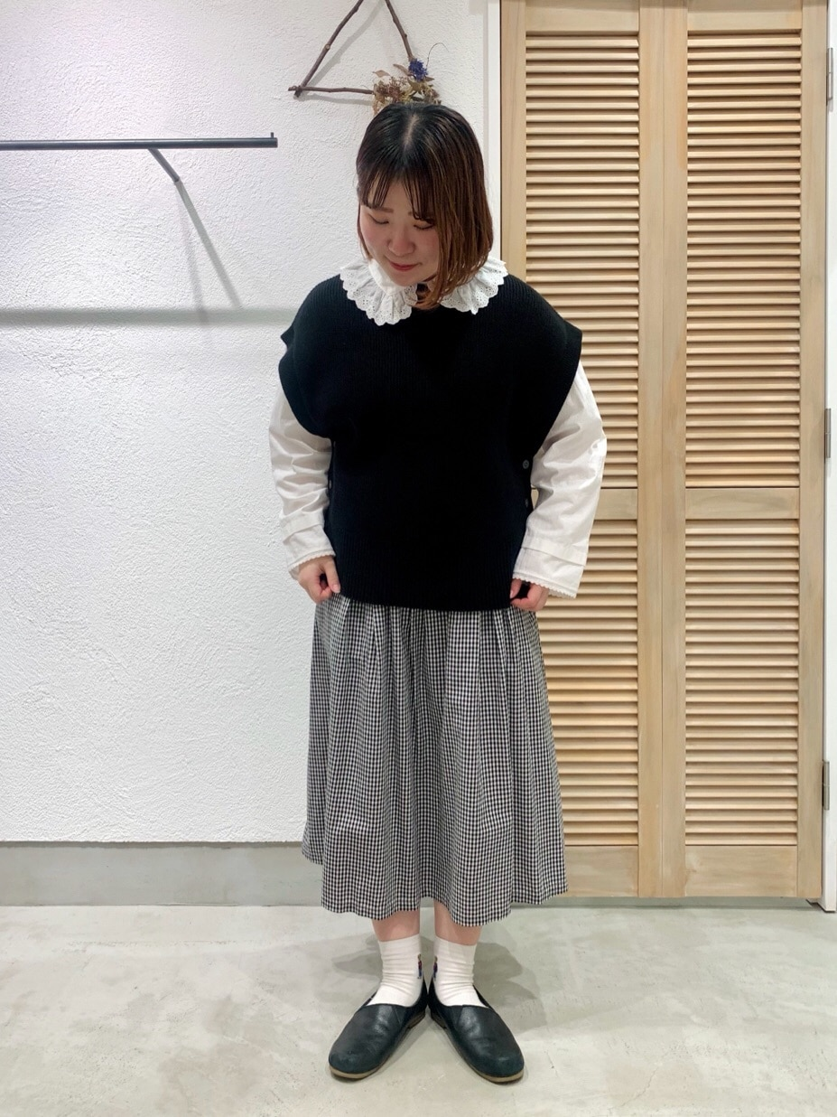 chambre de charme 横浜ジョイナス 身長:155cm 2021.03.01