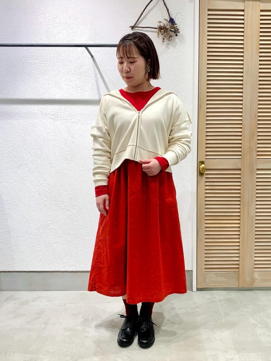 chambre de charme 横浜ジョイナス 身長:155cm 2021.01.12