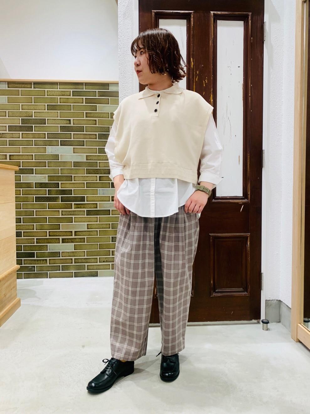 chambre de charme 横浜ジョイナス 身長:155cm 2020.10.05