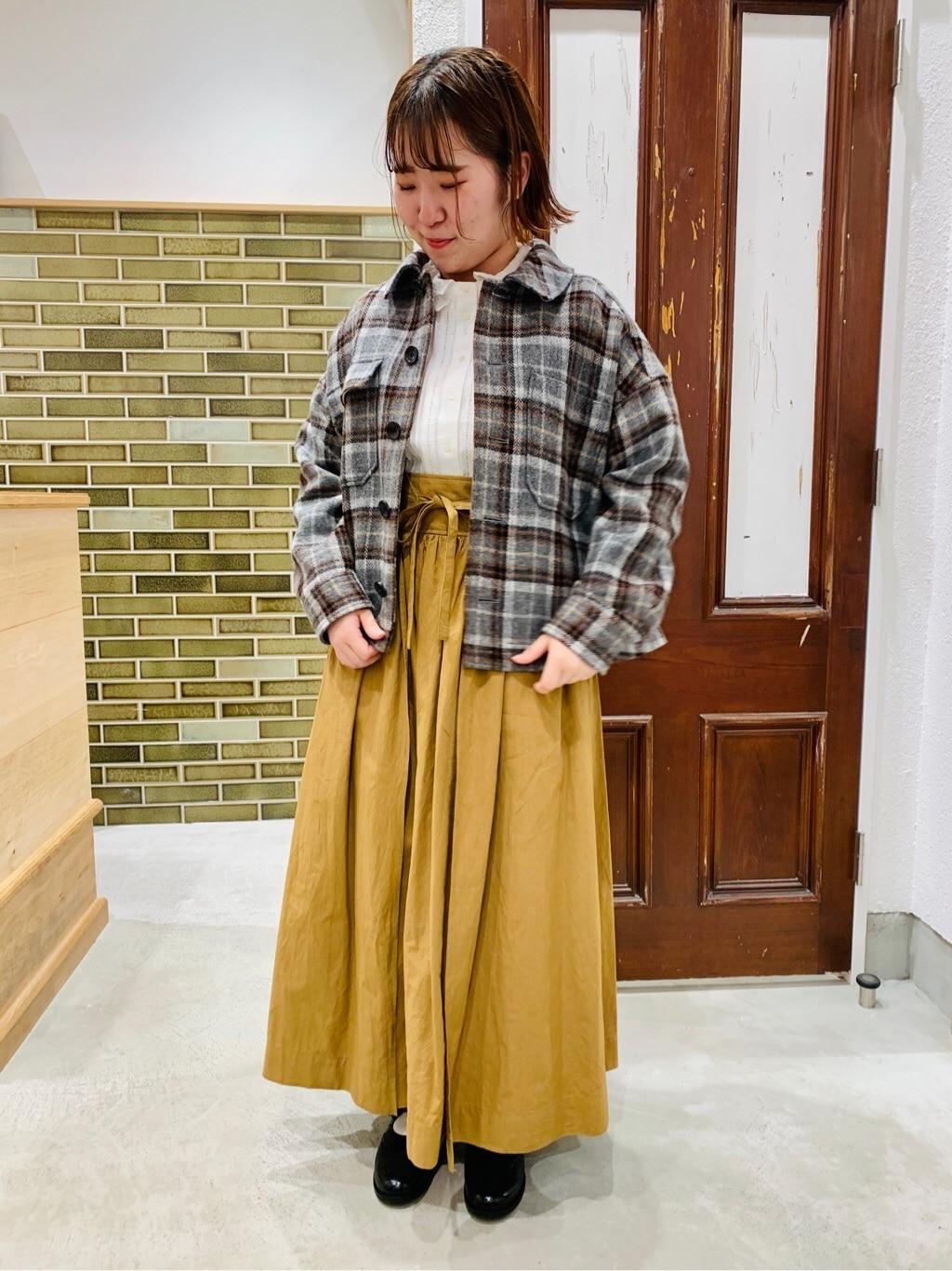 chambre de charme 横浜ジョイナス 身長:155cm 2020.10.20