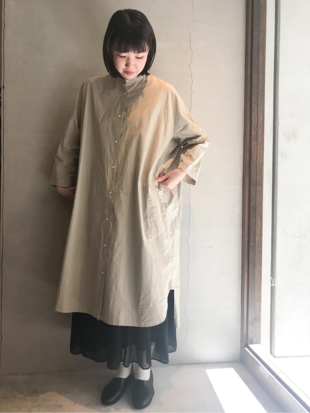 yuni 神戸路面 身長:166cm 2020.09.14