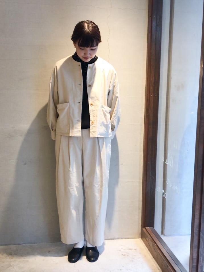 yuni 神戸路面 身長:166cm 2020.10.05