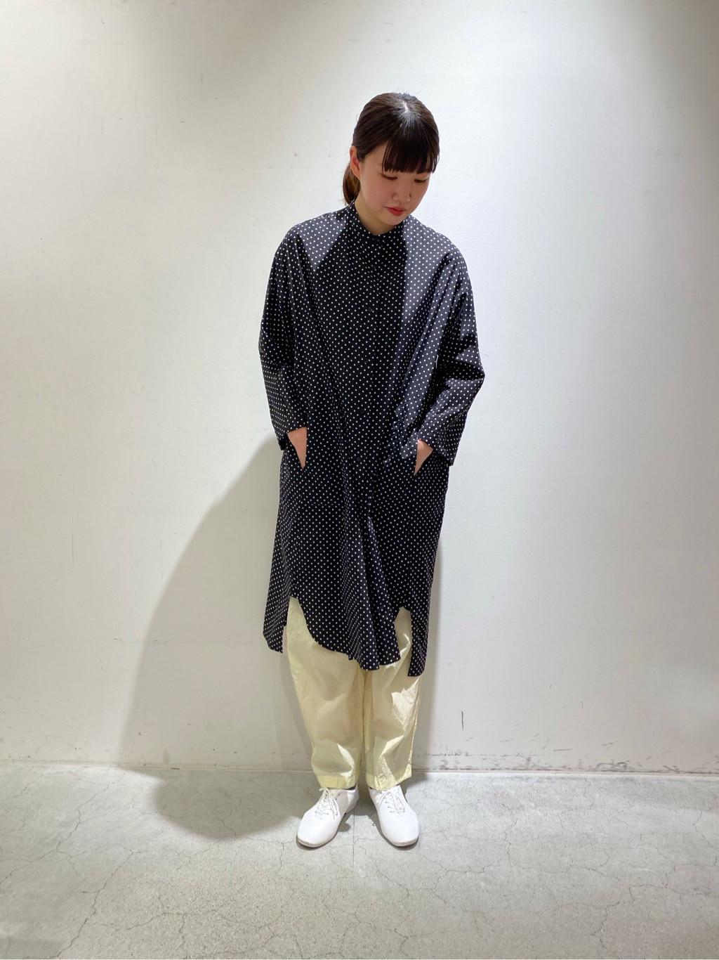 yuni 神戸路面 身長:166cm 2021.03.07