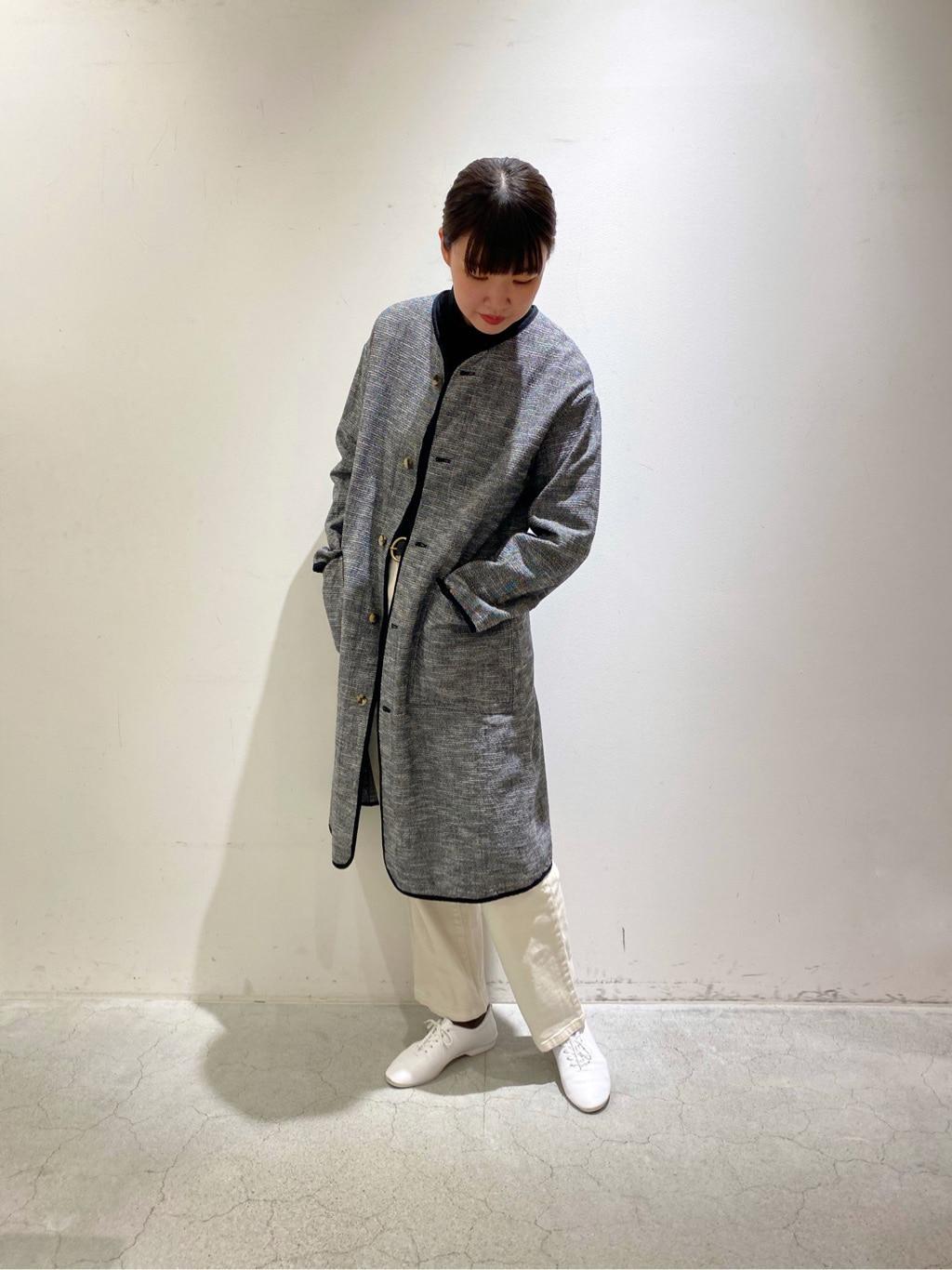 yuni 神戸路面 身長:166cm 2021.03.05
