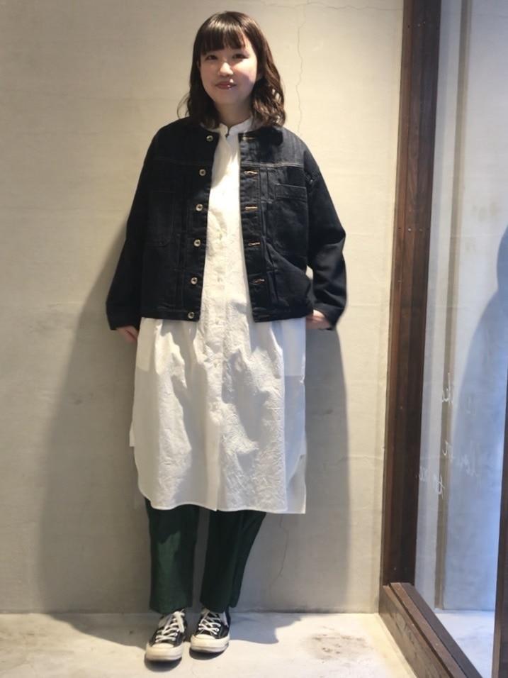 yuni 神戸路面 身長:166cm 2021.01.22