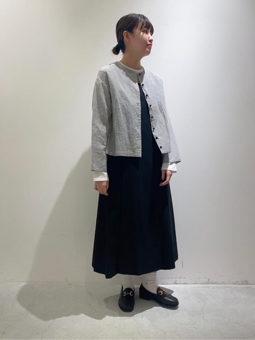 yuni 神戸路面 身長:166cm 2021.03.12