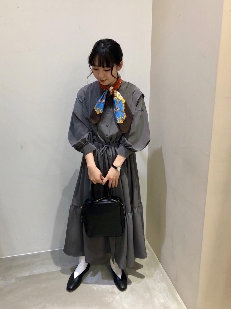 bulle de savon 阪急西宮ガーデンズ 身長:150cm 2020.03.24