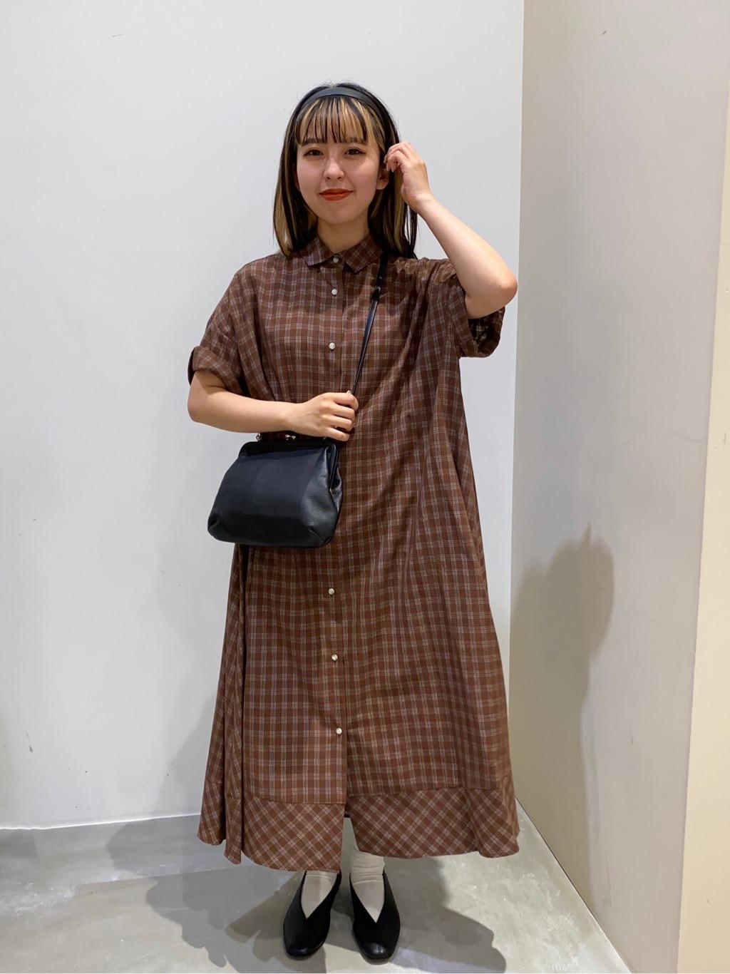 bulle de savon 阪急西宮ガーデンズ 身長:150cm 2020.08.26
