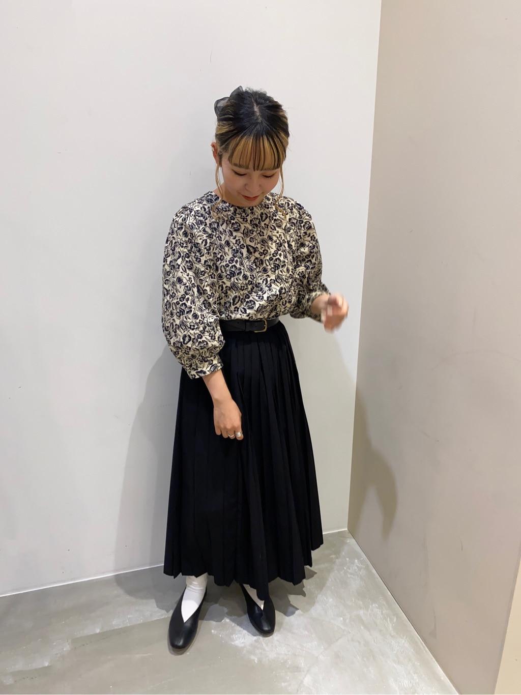 bulle de savon 阪急西宮ガーデンズ 身長:150cm 2020.09.01