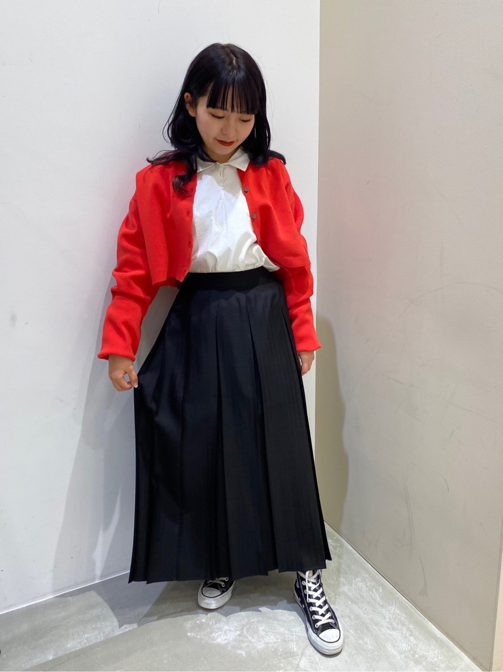 bulle de savon 阪急西宮ガーデンズ 身長:150cm 2021.02.23