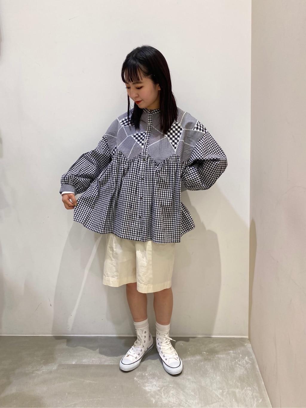 bulle de savon 阪急西宮ガーデンズ 身長:150cm 2020.06.09