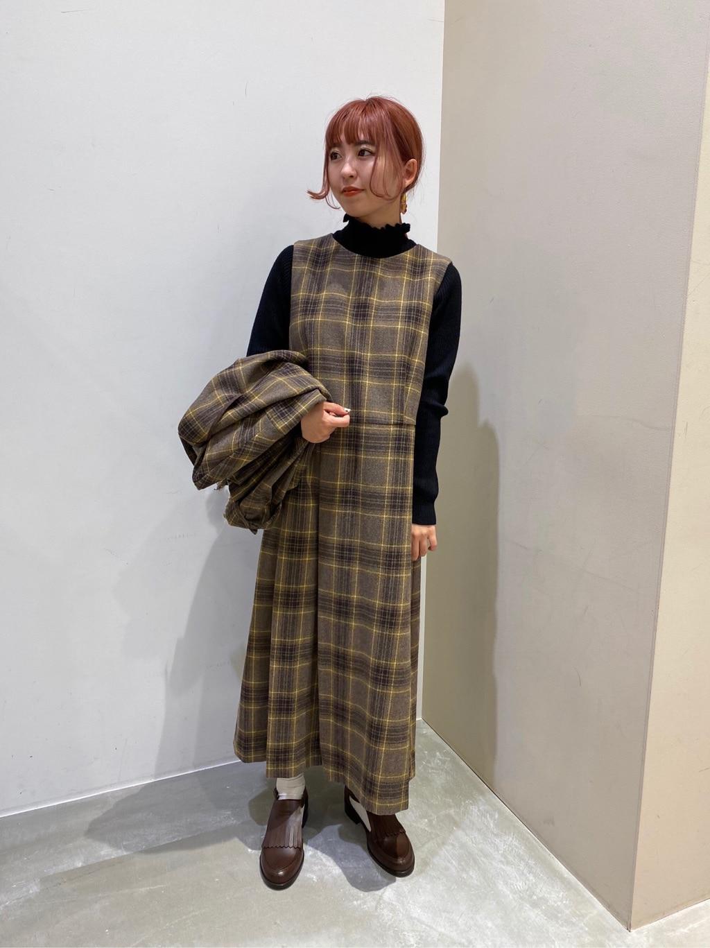 bulle de savon 阪急西宮ガーデンズ 身長:150cm 2020.10.15
