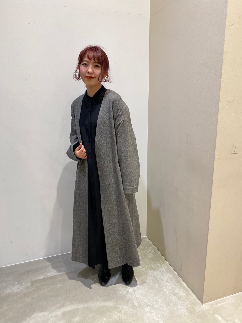 bulle de savon 阪急西宮ガーデンズ 身長:150cm 2020.11.09