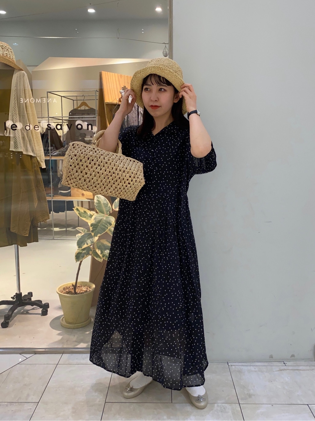 bulle de savon 阪急西宮ガーデンズ 身長:150cm 2020.06.11