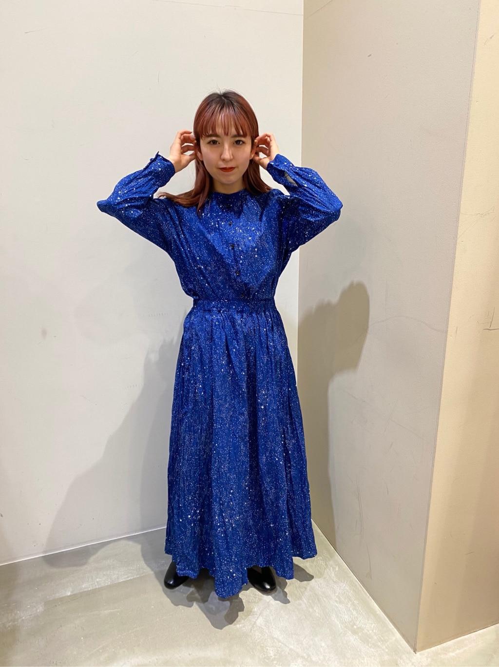 bulle de savon 阪急西宮ガーデンズ 身長:150cm 2021.01.21