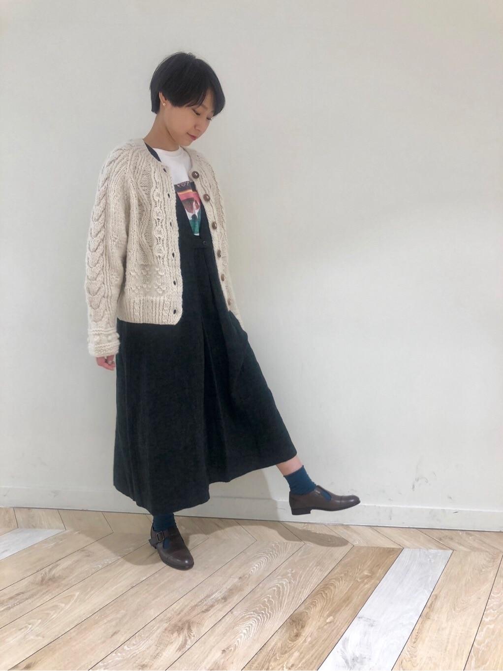 bulle de savon 吉祥寺パルコ 身長:158cm 2019.09.25