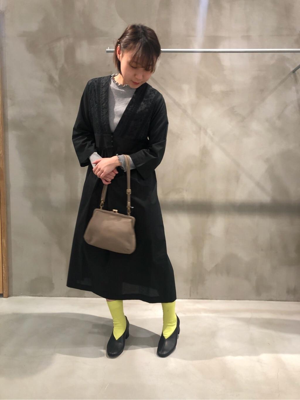 bulle de savon 渋谷スクランブルスクエア 身長:159cm 2020.03.18