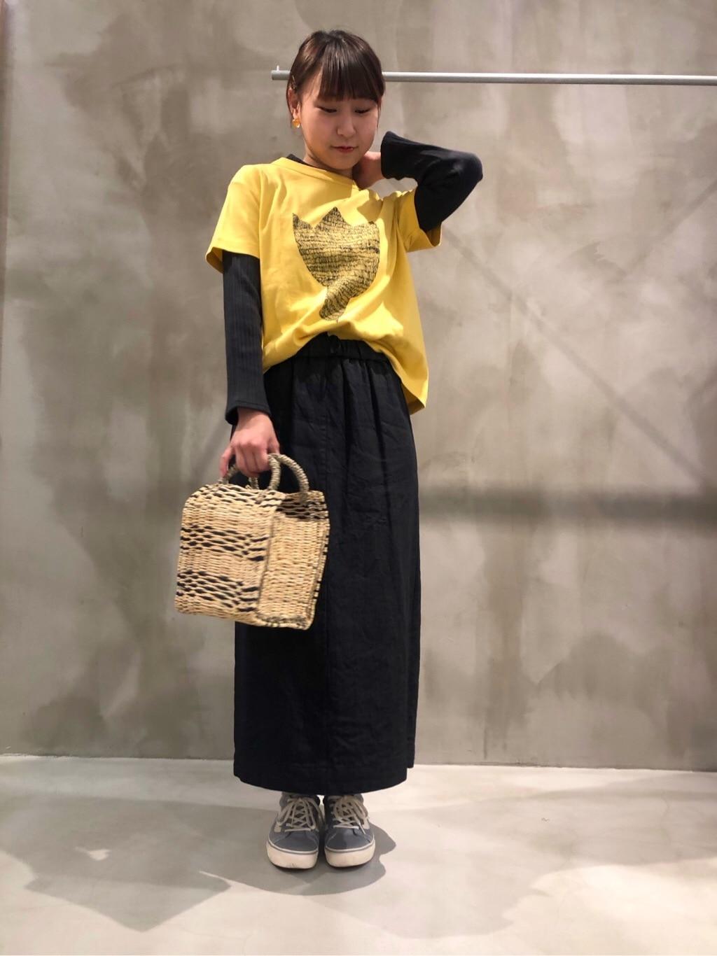 bulle de savon 渋谷スクランブルスクエア 身長:159cm 2020.03.31