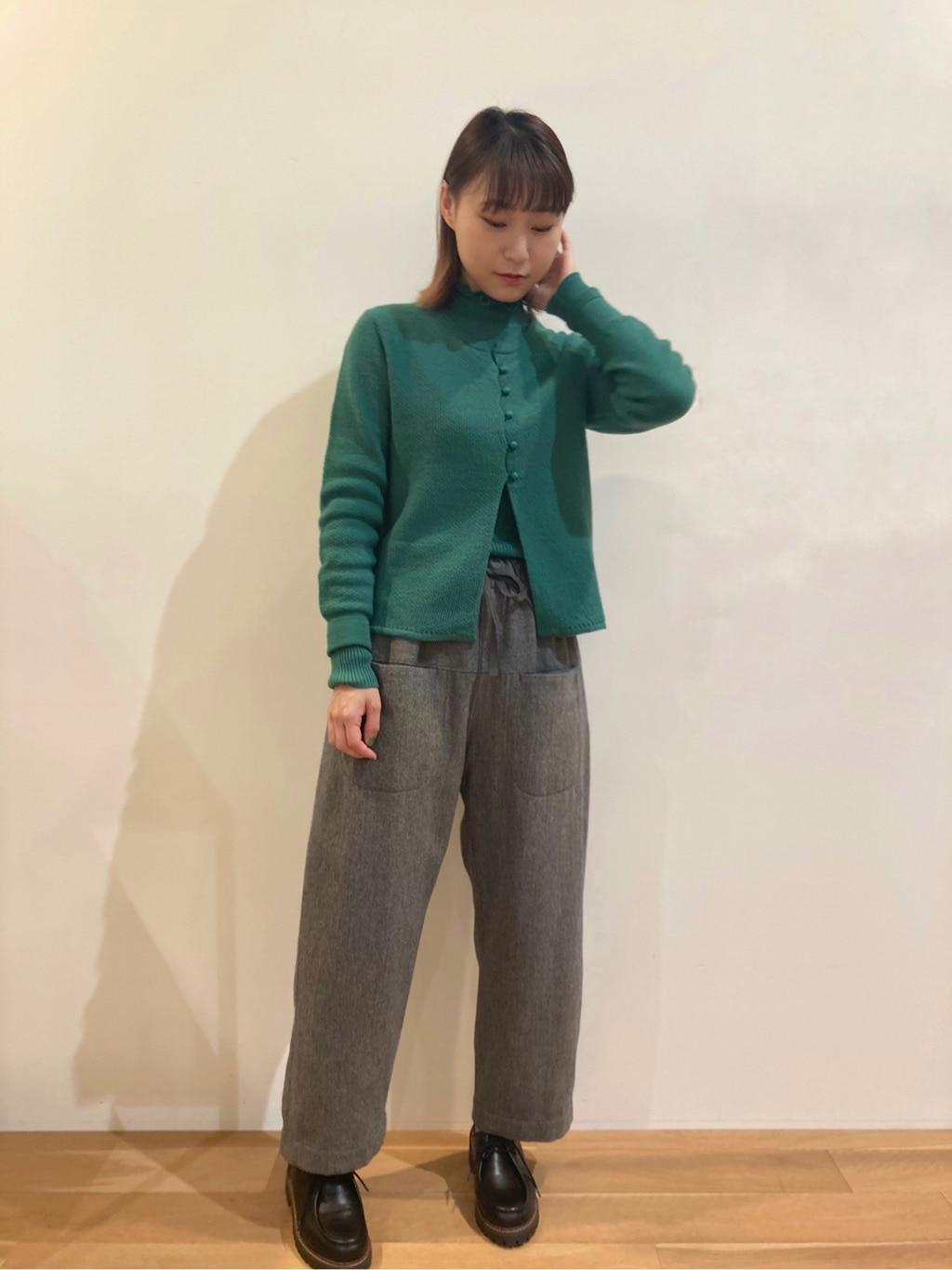 bulle de savon KITTE丸の内 身長:159cm 2020.10.15