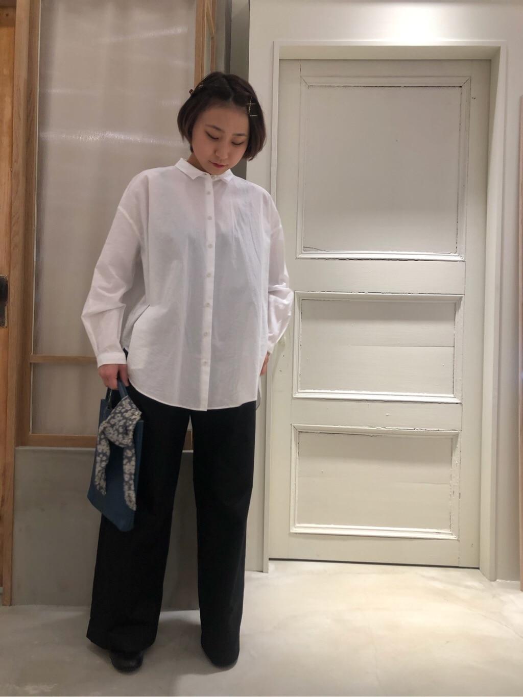 bulle de savon 渋谷スクランブルスクエア 身長:159cm 2020.02.13