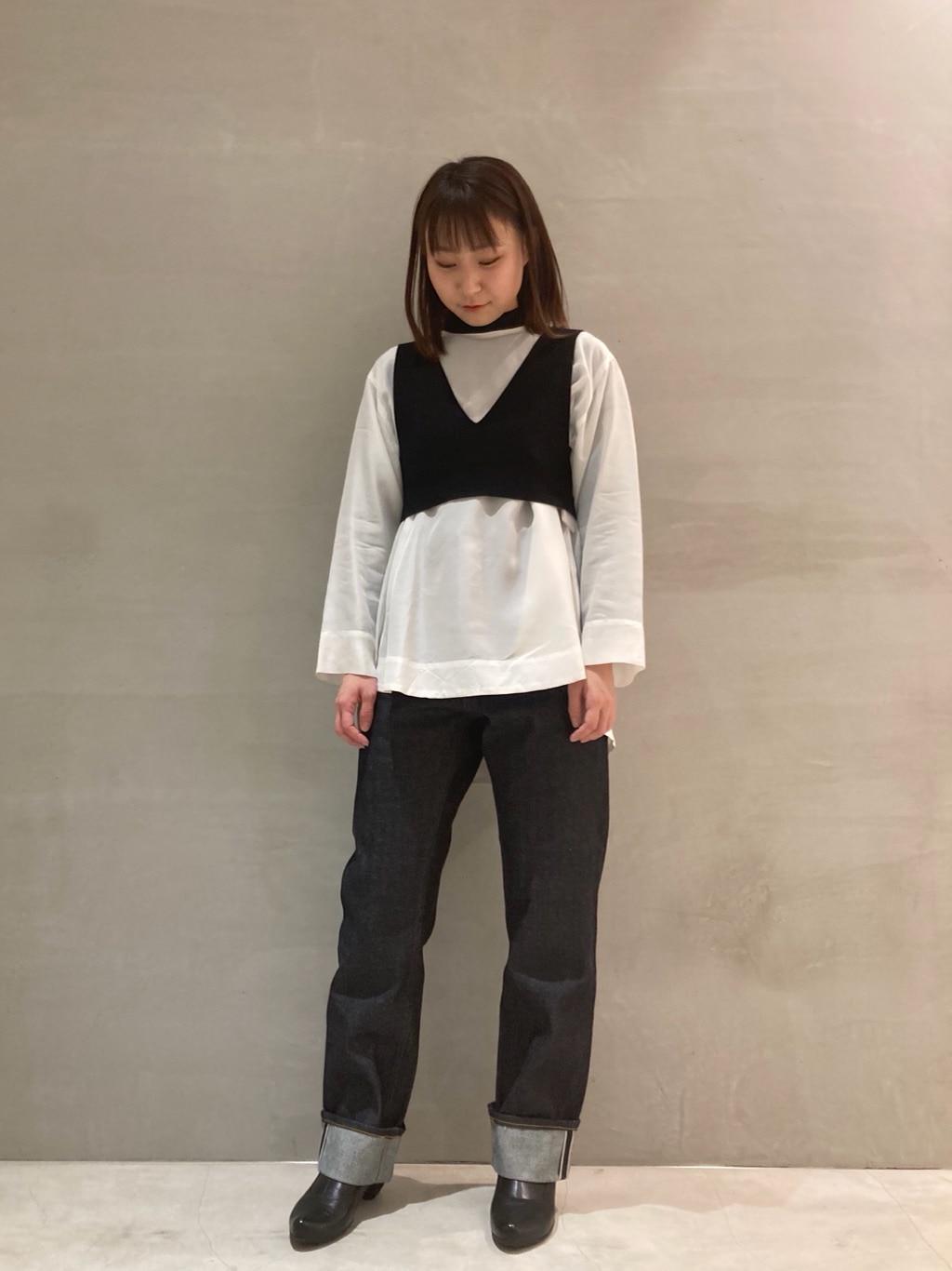 iki iki 渋谷パルコ 身長:158cm 2021.02.12