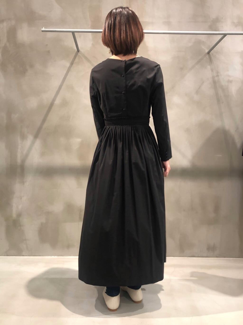 bulle de savon 渋谷スクランブルスクエア 身長:159cm 2020.03.24