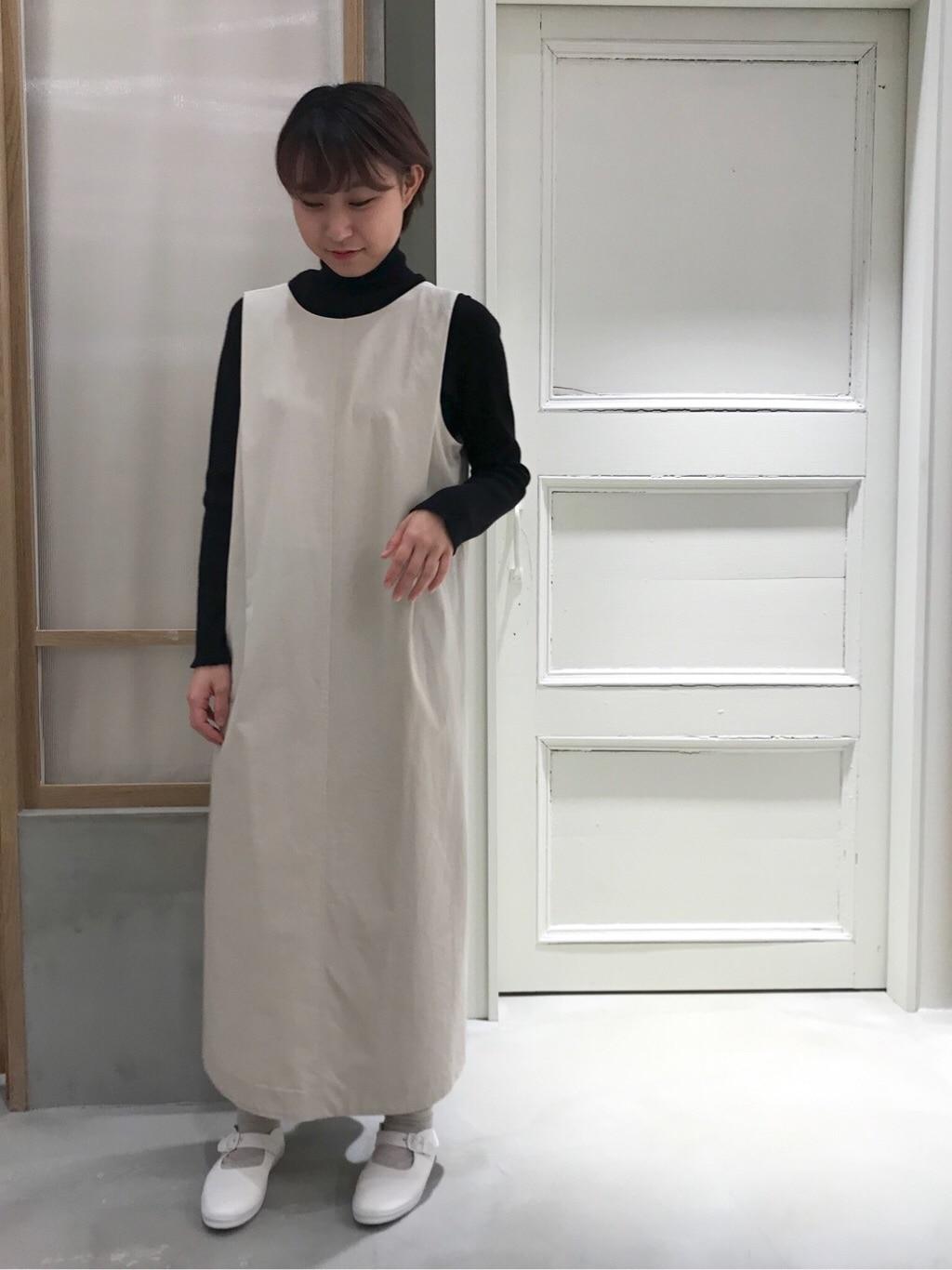 bulle de savon 渋谷スクランブルスクエア 身長:159cm 2020.01.08