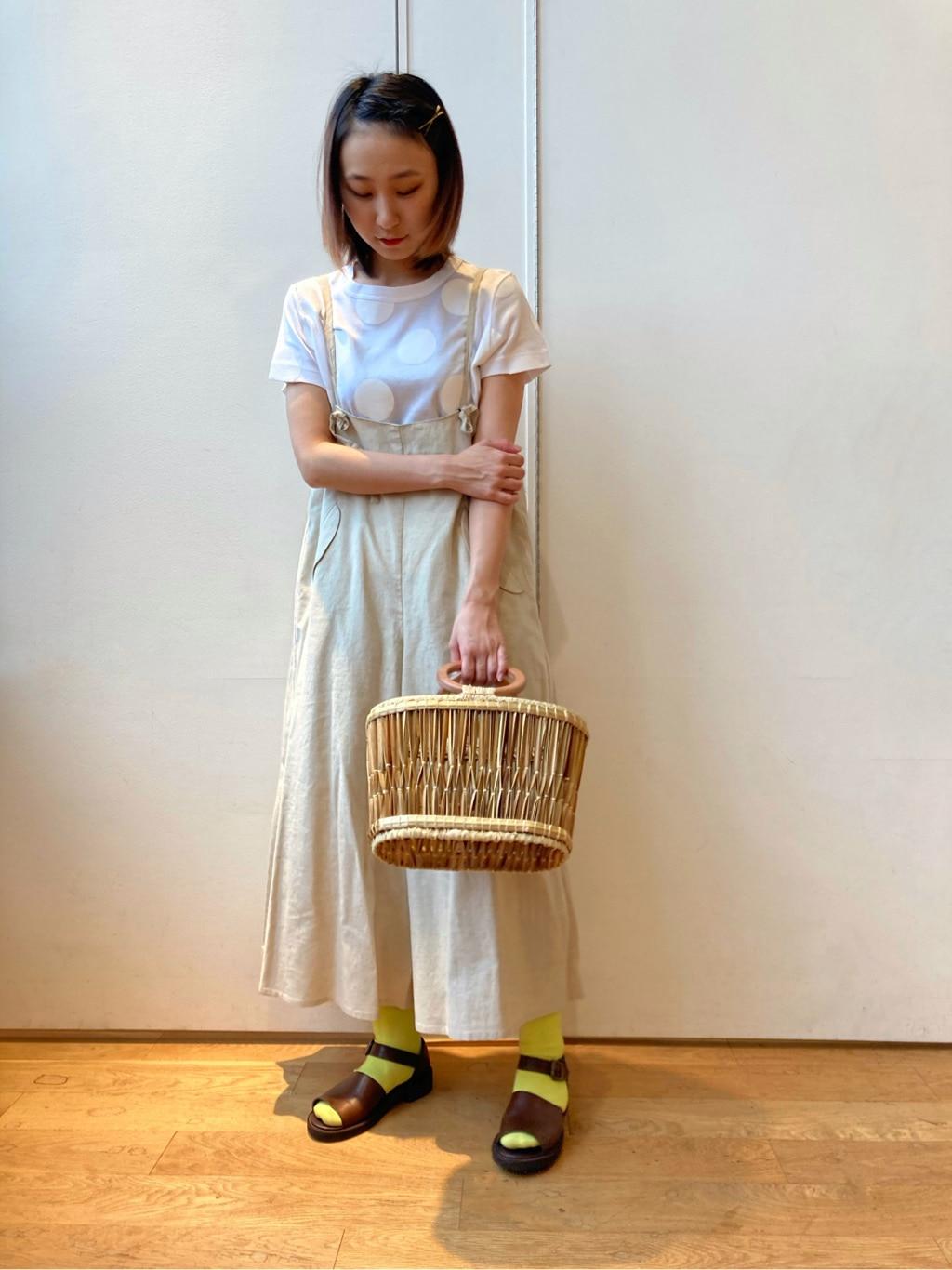bulle de savon KITTE丸の内 身長:159cm 2020.07.21