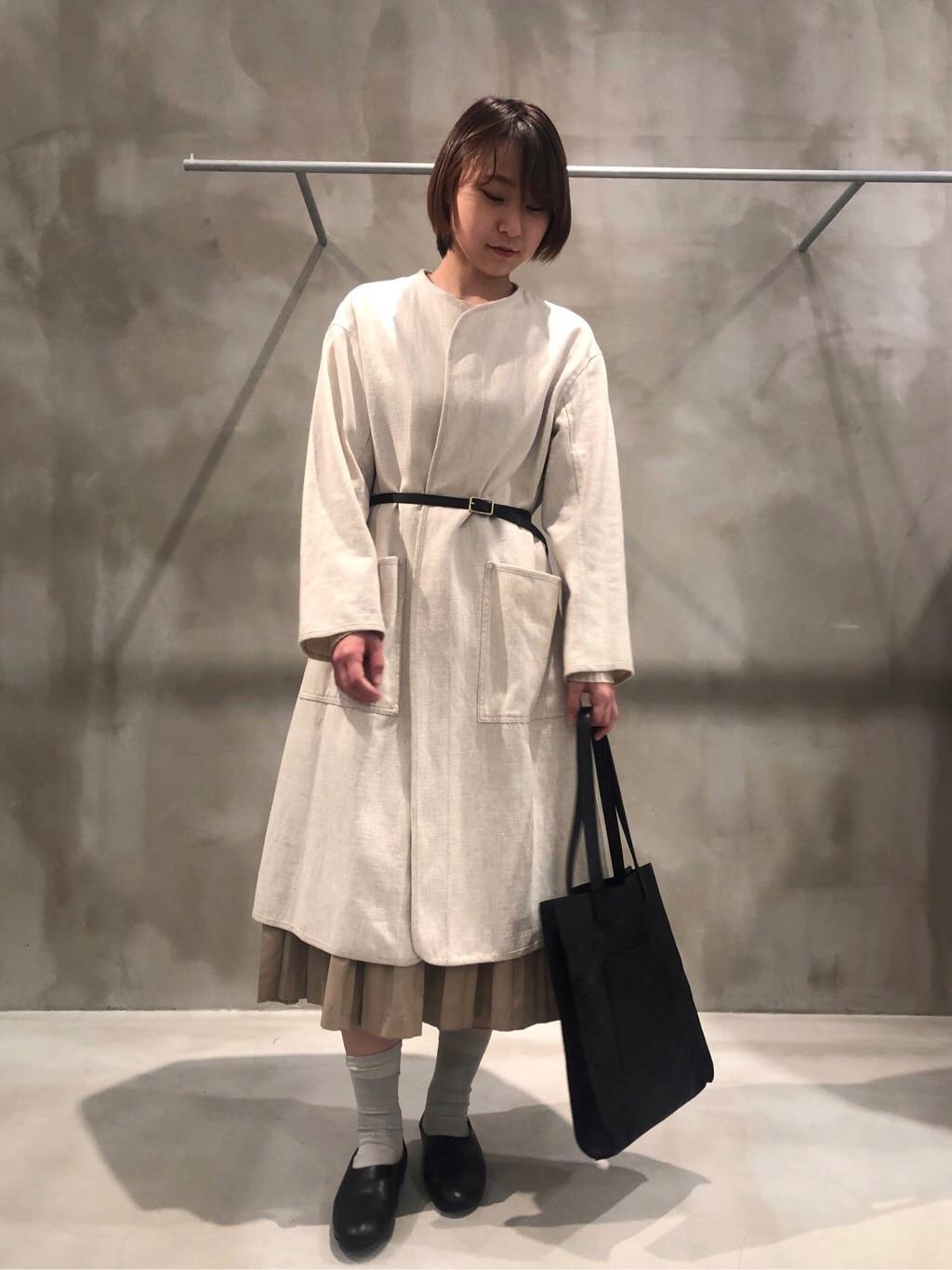 bulle de savon 渋谷スクランブルスクエア 身長:159cm 2020.03.05