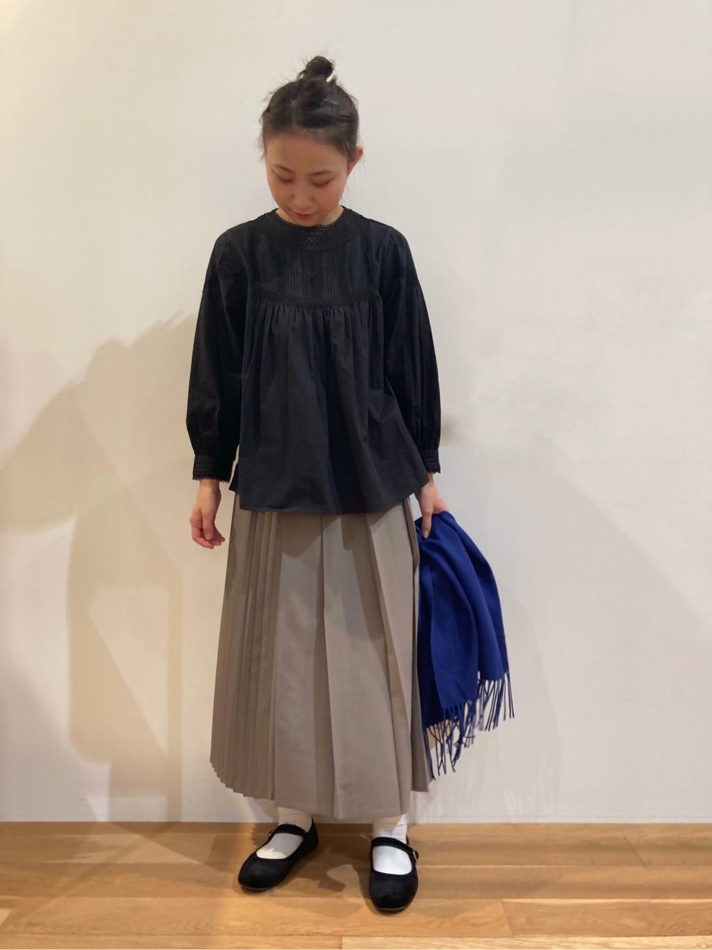 bulle de savon KITTE丸の内 身長:159cm 2020.11.18