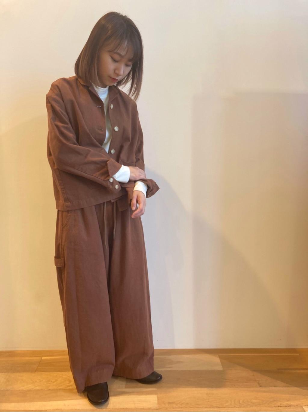 bulle de savon KITTE丸の内 身長:159cm 2020.09.10