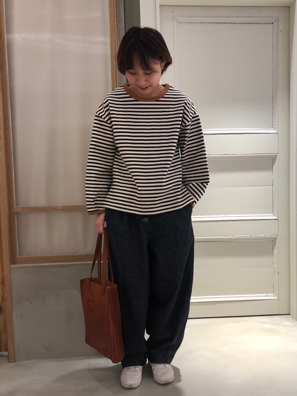 bulle de savon 渋谷スクランブルスクエア 身長:159cm 2020.02.12