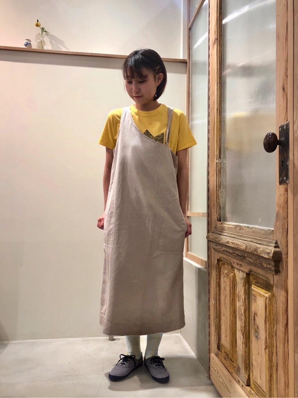 bulle de savon 渋谷スクランブルスクエア 身長:159cm 2020.03.13