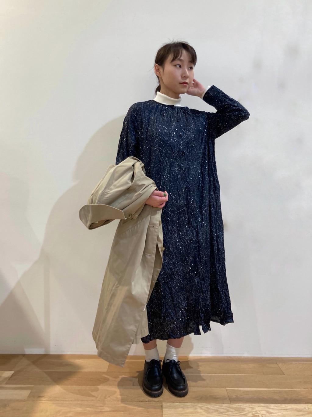 bulle de savon KITTE丸の内 身長:159cm 2021.01.12
