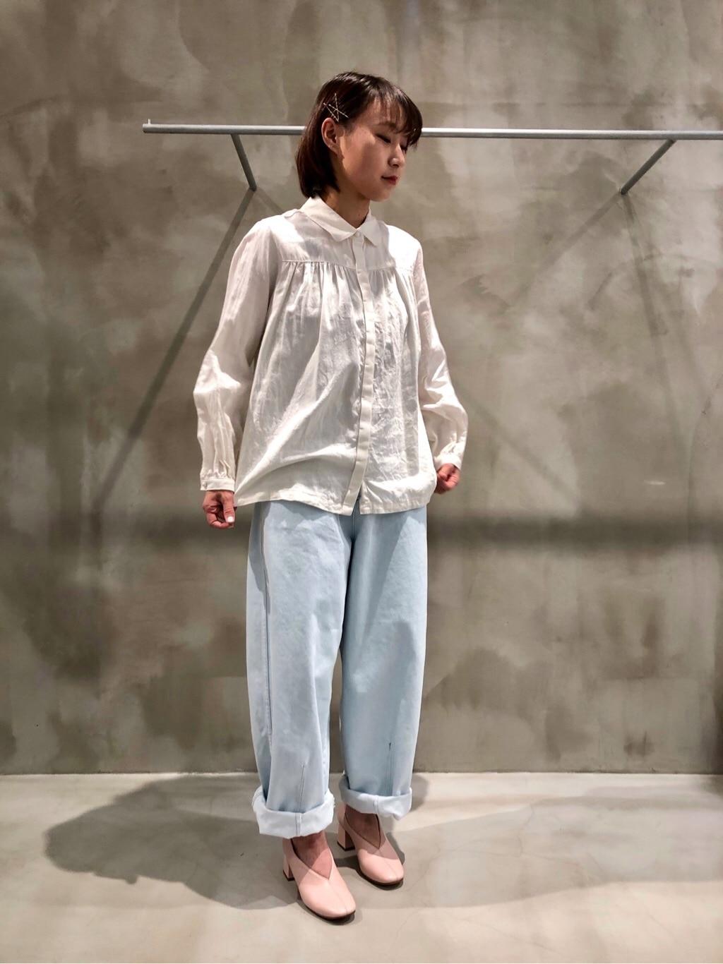 bulle de savon 渋谷スクランブルスクエア 身長:159cm 2020.03.04