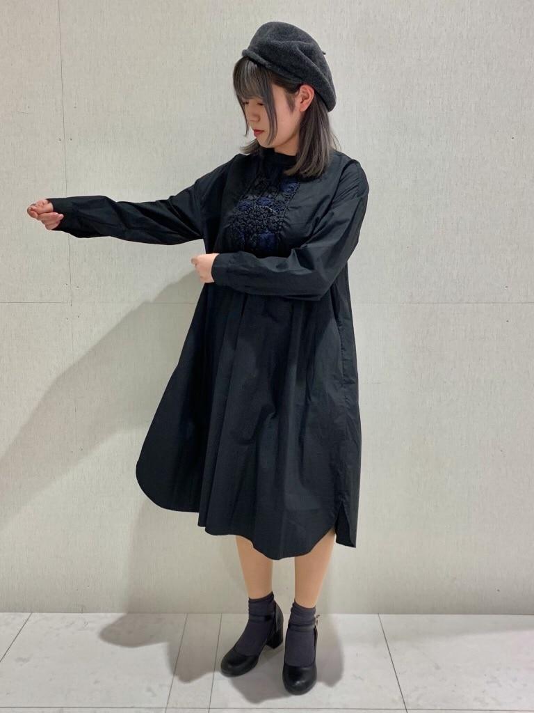 l'atelier du savon 天神イムズ 身長:150cm 2019.10.27