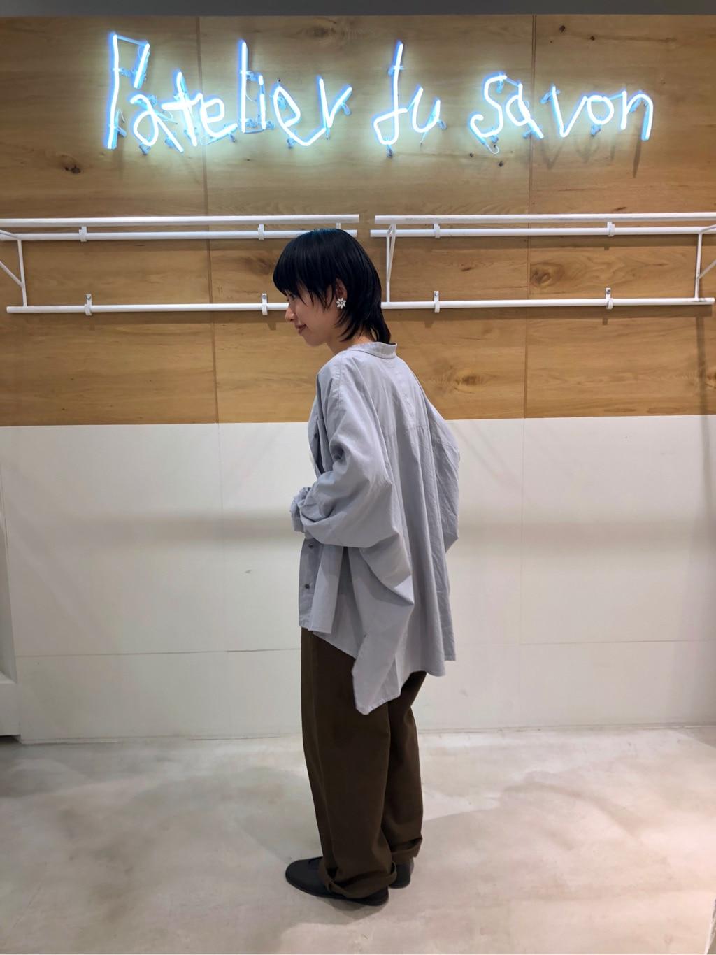 l'atelier du savon ルミネ横浜 身長:148cm 2020.09.02