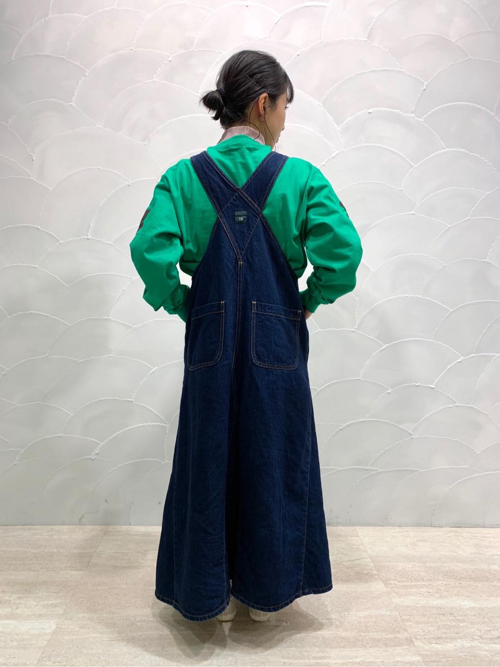 l'atelier du savon ルミネ横浜 身長:148cm 2021.03.25