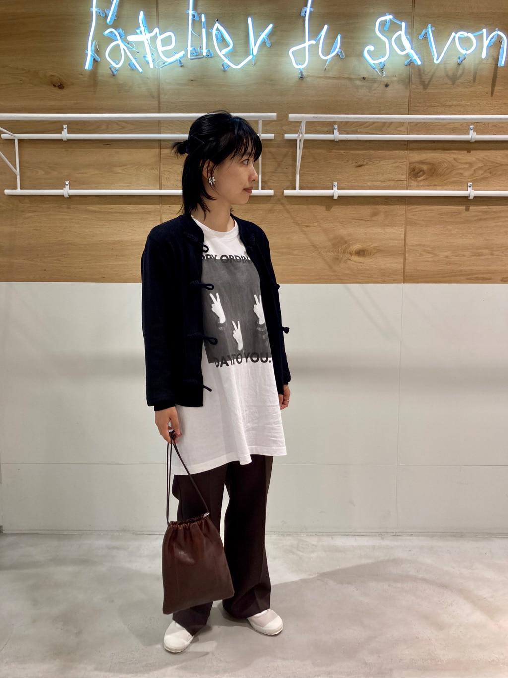 l'atelier du savon ルミネ横浜 身長:148cm 2020.09.25