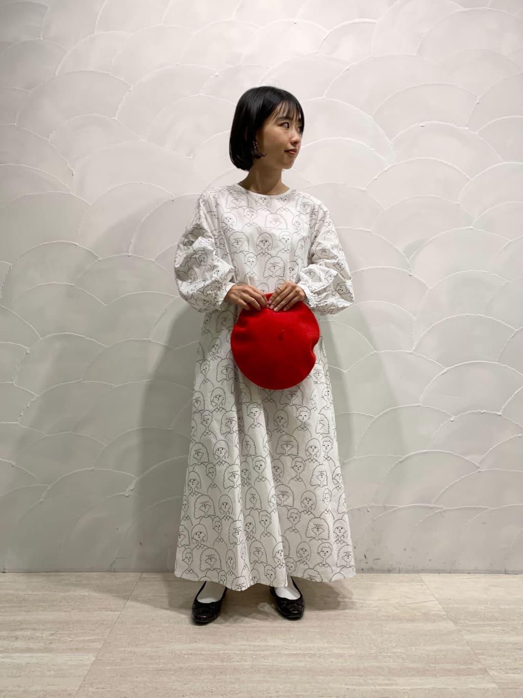 l'atelier du savon ルミネ横浜 身長:148cm 2021.09.09
