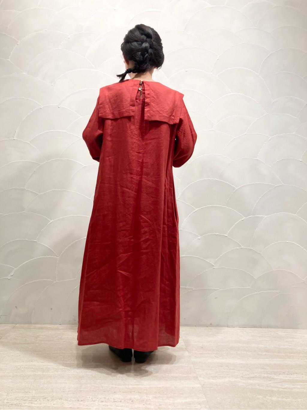 l'atelier du savon ルミネ横浜 身長:148cm 2021.04.14
